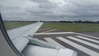 Gambar cover Aer Lingus Airbus A320 | London Heathrow to Belfast City *Full Flight*