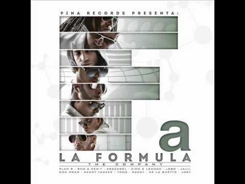 Zion ft Arcangel - Ella Me Dice (La Formula) REGGAETON 2012