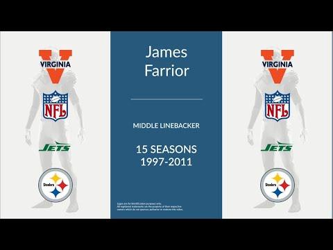 James Farrior: Football Middle Linebacker