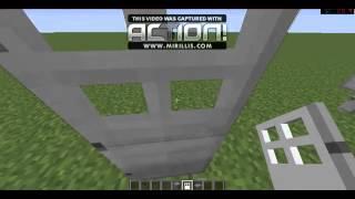 Как сделать ловушку из дверей в Minecraft