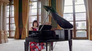 Noriko Ogawa piano lesson on Grieg's Notturno Op 54 No 4