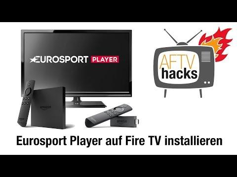 Anleitung: Wie man den Eurosport Player auf dem Fire TV & Stick installiert