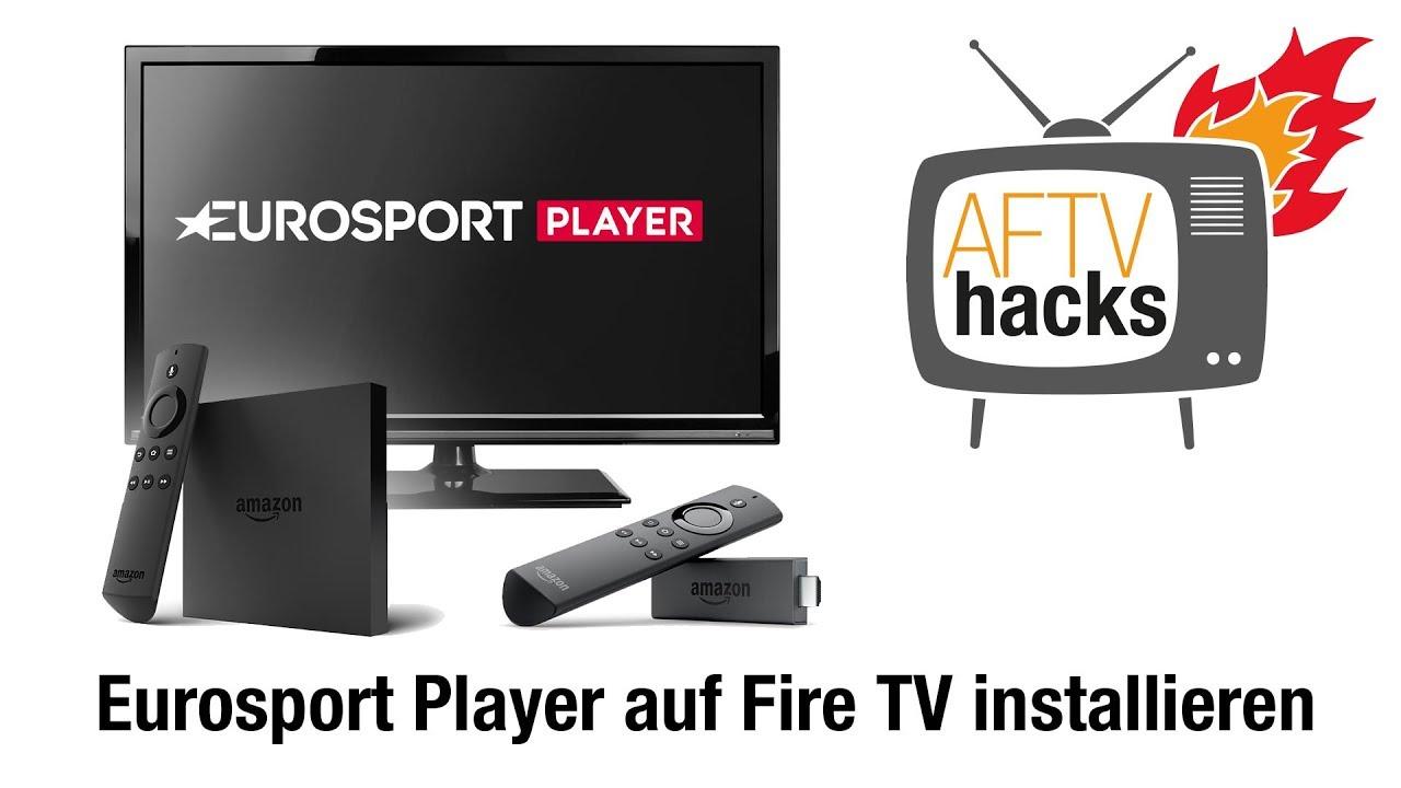 Eurosport Player Fire Tv