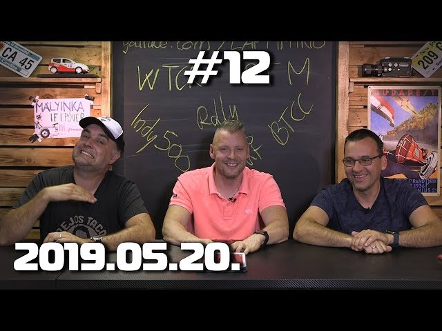 RacsingZone ep.12: Csapatutasítások és McLaren blama