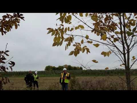 Nexus Pipeline Survey Intimidation Medina County Ohio