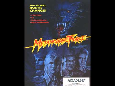 Metamorphic Force OST - Stage 1 (Ruins of Bacarous)