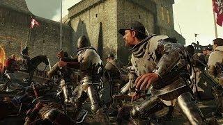 Kingdom Come: Deliverance - Trailer (Gameplay) zum Mittelalter-Rollenspiel