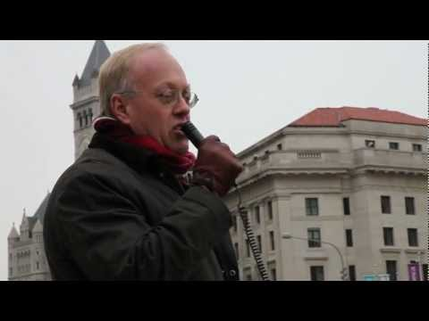 Chris Hedges Speaks About the Death of the Liberal Class