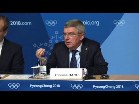 IOC keeps Russia doping ban for Olympic closing ceremony