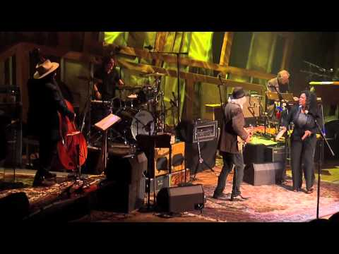 OFFICIAL 2011 Americana Awards - Buddy Miller feat. Regina McCrary - Gasoline and Matches