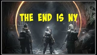 The End is NY