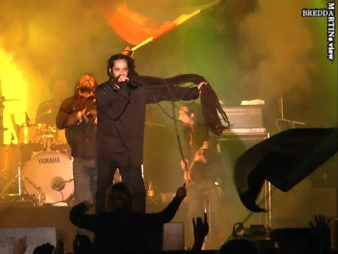 Damian Marley  Patience  Road To Zion  Welcome To Jamrock   @ Ruhr Reggae Summer 2016
