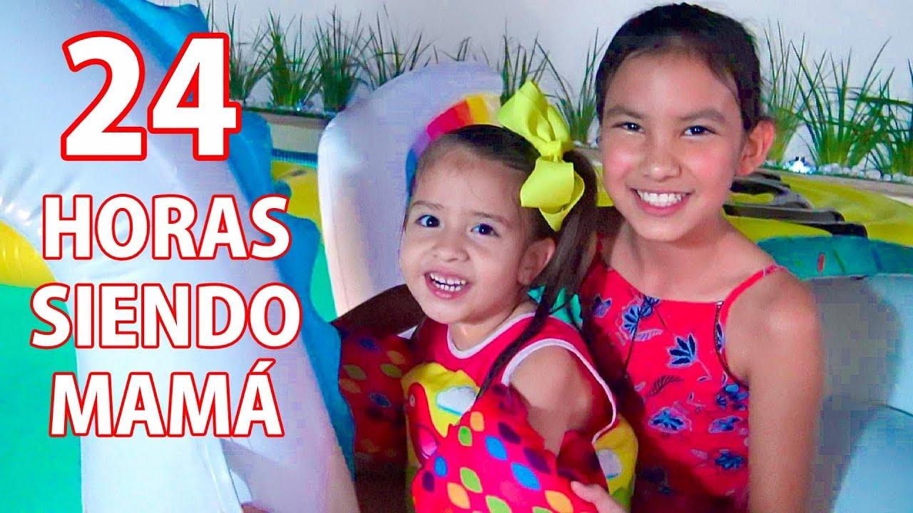 Download 24 HORAS SIENDO MAMÁ | TV Ana Emilia