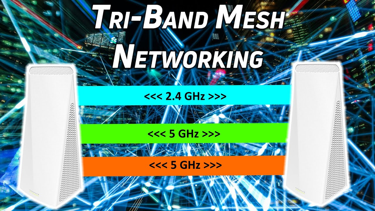 Understanding Mesh Networking (feat. MikroTik Audience)