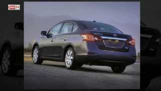 2013 Nissan Sentra Named Most Affordable Compact Sedan