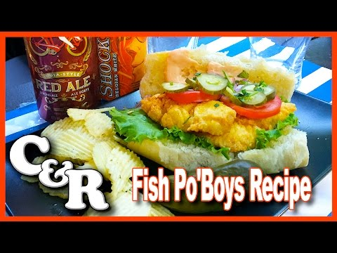 Fish Po'Boy Recipe