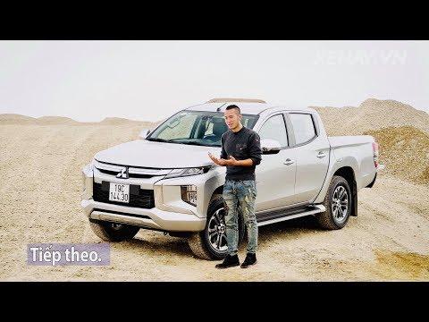 nhận xét Mitsubishi Triton 2019 - P.2 bán tải có phù hợp đi phố? |XEHAY.VN|