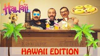 Pizza Gratis -HAWAII EDITION- (Mi-e Foame! s02e11)-Escape Arena