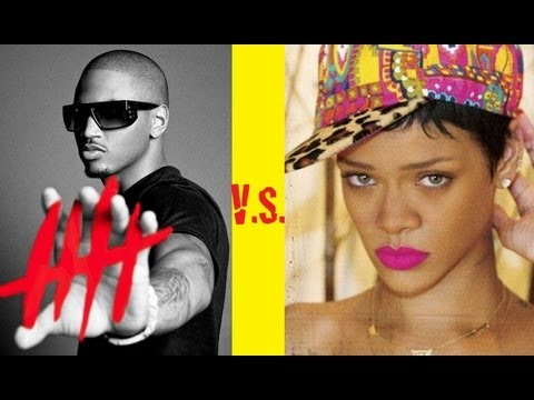 Came 4 Da Cake Trey Songz vs Rihanna L!v!ngAud!o Edit
