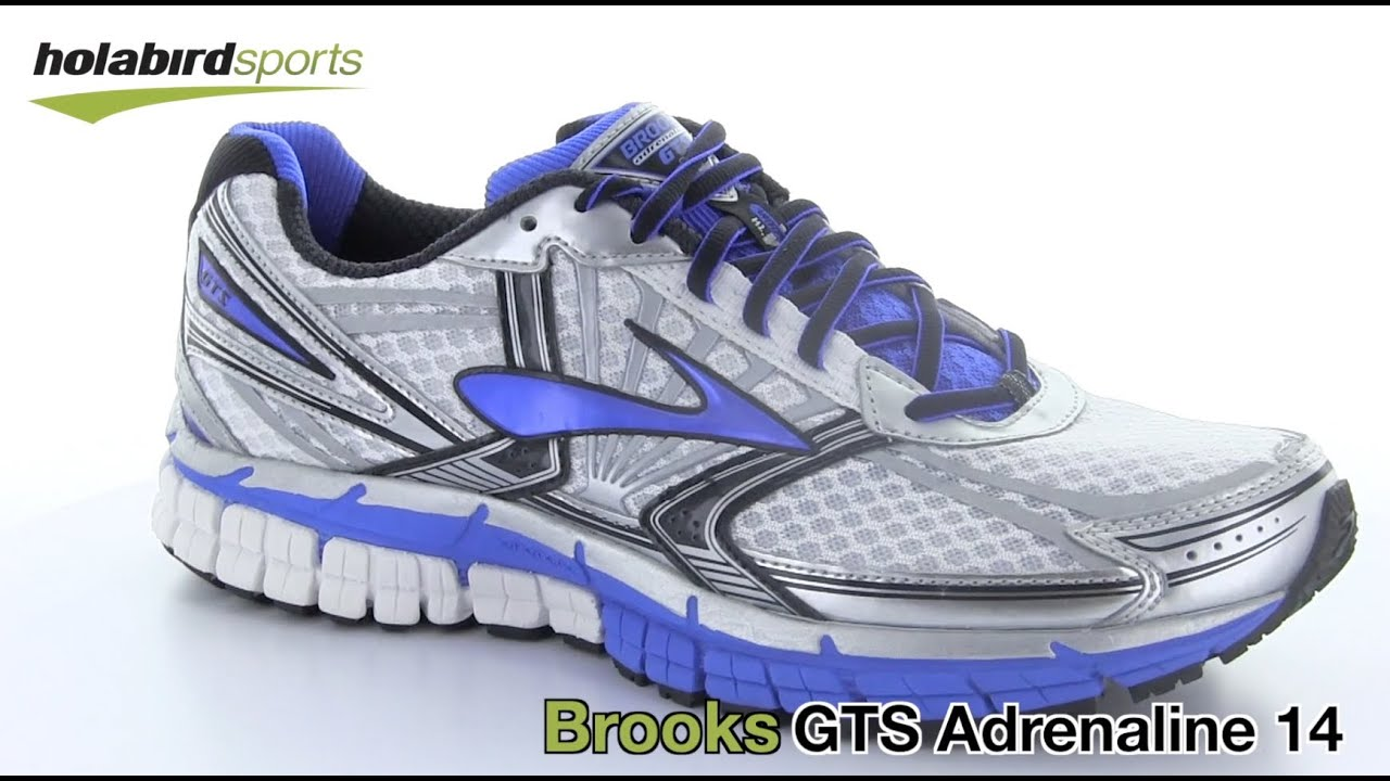 afdec4cd683 Running Shoe Preview  Brooks GTS Adrenaline 14 - YouTube