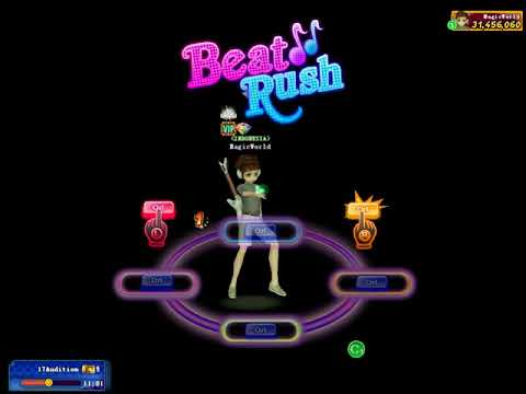 Beat Rush 17Audition D8   Great 1  110 BPM   18 minute song