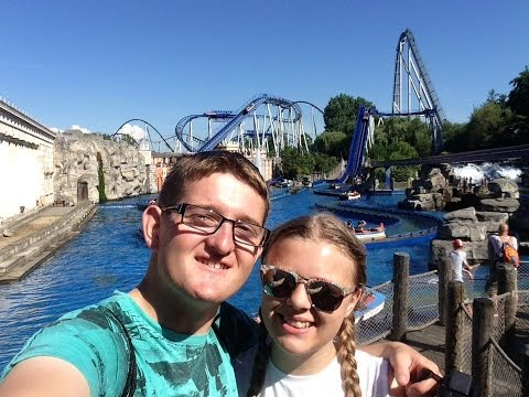 Europa Park Vlog July 2016 Part 1 Of 2
