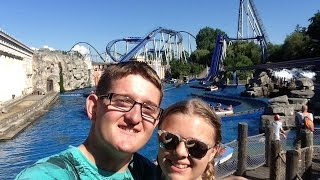 Europa Park Vlog July 2016 Part 1 Of 2(Join Shawn and Charlotte in part 1 of our vlog from Germany's largest theme park, Europa Park! Throughout the vlog we ride on our favourite rides at the park ..., 2016-08-04T18:03:40.000Z)