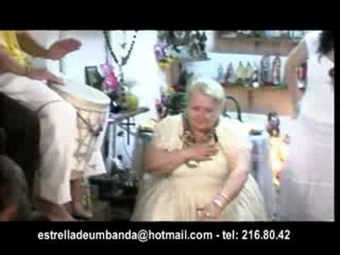 Estrella de Umbanda - El Tambor - Intercanal TV.com - Urugua Videos De Viajes