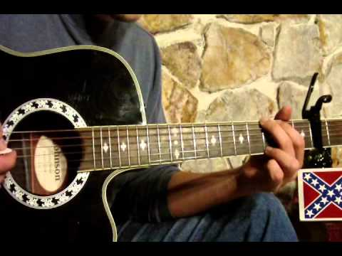 Song of the South Alabama Guitar Lesson