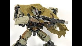 Transformers Studio Series Leader Megatron Chefatron Toy Review