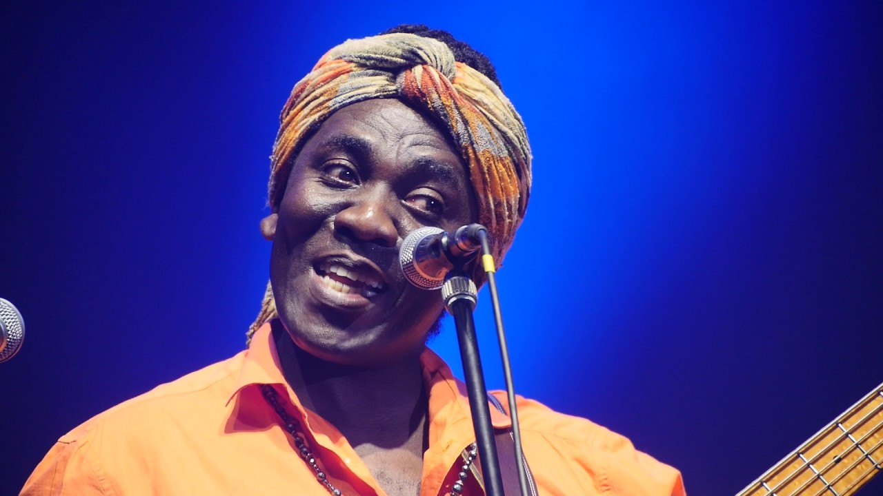 Richard Bona & Mandecan Cubano in VeszprémFest 12. July 2017.