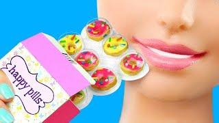 Миниатюрная еда для Барби – 20 идей! Лайфхаки для куклы Барби