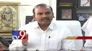 Minister Prathipati Pulla Rao strongly criticises YS Jagan - TV9