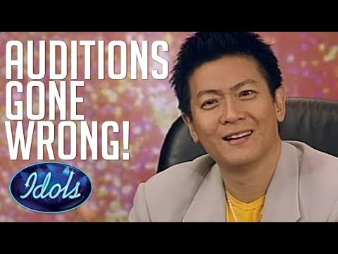 5 AUDITIONS GONE WRONG On Singapore Idol! Idols Global Mp3