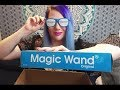 Magic Wand Unboxing