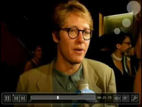 James Spader Interview - Wolf Premiere (1994)