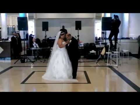 Alexis & David Arez Wedding day!