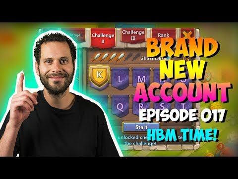 NEW ACCOUNT Episode 17: Smashing HBM!