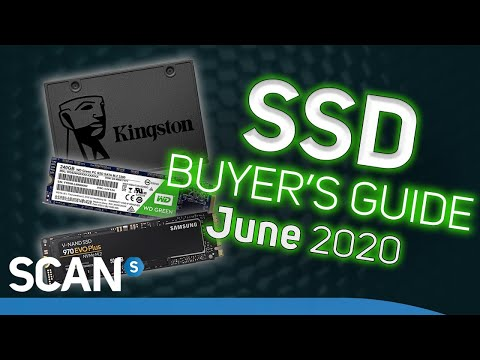 SSD Buyers guide May 2020 - Everything you should know before you buy.