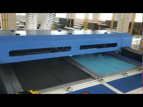 How To Digital Printing The Yoga Mat ?