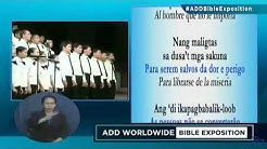 Ang Dating Daan World Wide Bible expo July 19, 2019