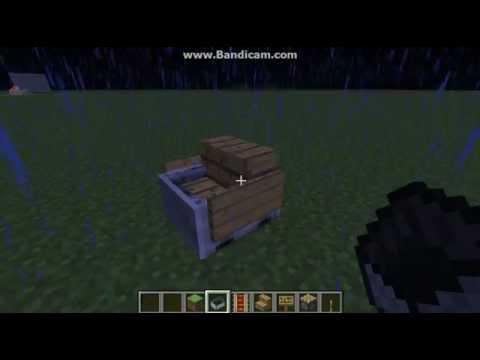 Comment faire une chaise minecraft 1 5 2 sans plugin youtube for Fabriquer une chaise