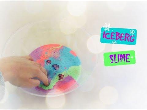 סליים קרחון מושלם בצבעי חד קרן ומה הקשר פן?? | הדר שגיא