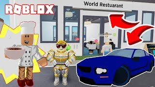 NEW RESTAURANT TYCOON 2 + MUSTANG | Restaurant Tycoon 2 Roblox