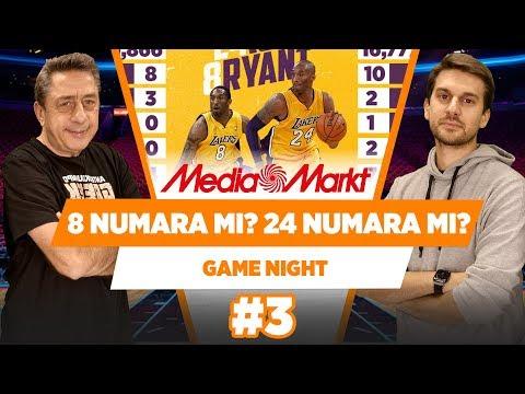 8 numaralı Kobe mi, 24 numaralı Kobe mi? | Murat Murathanoğlu & Sinan Aras | Gam