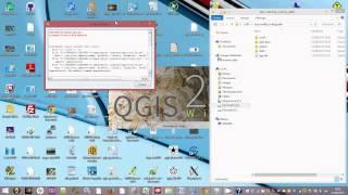 QGIS 2.8 : Modifier le config path & le répertoire des extensions