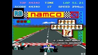1983 [60fps] Pole Position II 66330pts Fuji ALL