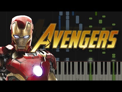avengers-assemble---main-theme-|-piano-tutorial-&-sheets