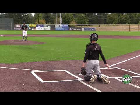 Dustin Doherty - PEC - RHP - International School of Beaverton (OR) - July 23, 2019