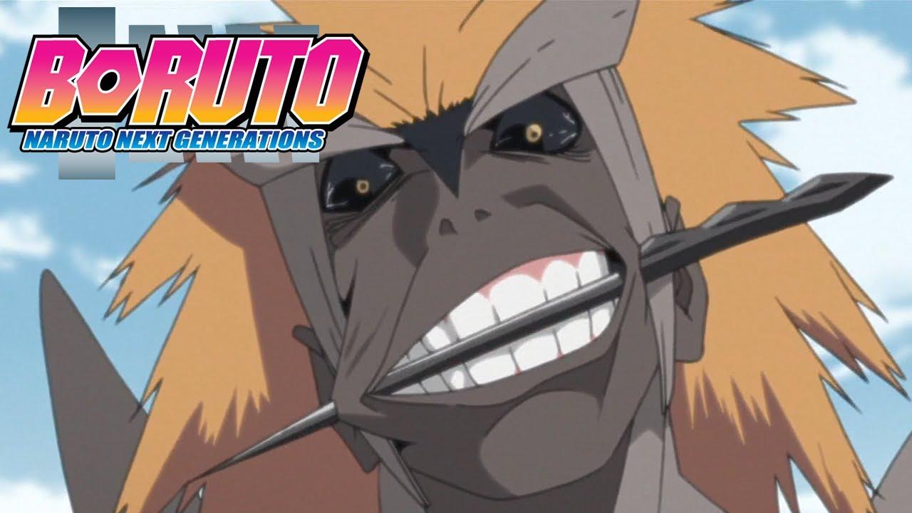 Team 7 Vs Jugo Boruto Naruto Next Generations Youtube